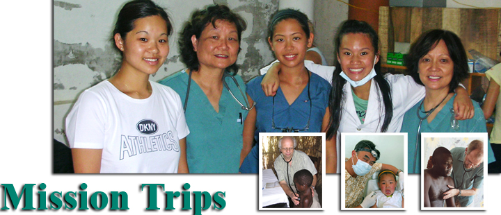 Robin has taken part in mission trips to vietnam where she practiced