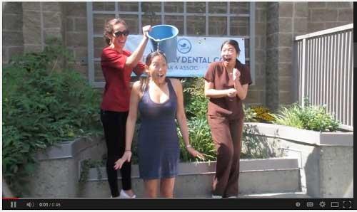 Vancouver-Dentist-Dr-Mak-ALS-Ice-Bucket-Challenge