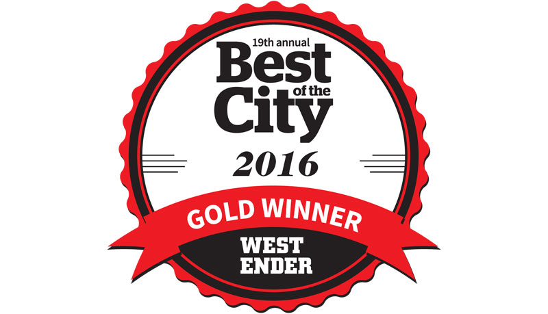 Best dentist on the West Side of Vancouver, West Ender gold winner 2016 dentist, best vancouver dentist